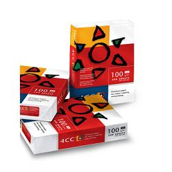 4CC Smooth Paper (Pk=600 sheets) A4 100gsm - Box 4 Packs