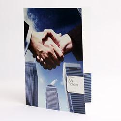 Xerox Digiboard A4 Folder 215x7x310mm (75 folder sheets 1 up SRA3, 25 pocket sheets 3 up SRA3) 210gsm 003R96908 - Pack 100 sheets