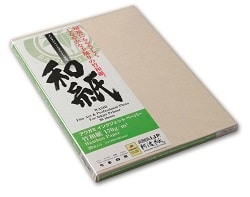 Awagami Bamboo Inkjet Paper A3+ (329x483mm) 170gsm IJ-1327 - Pack 10 Sheets