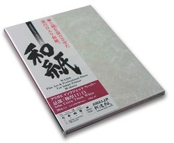 Awagami Inbe Extra Thick White Inkjet Paper A3 160gsm IJ-0503 - Pack 10 Sheets