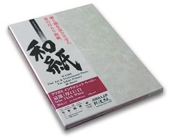 Awagami Inbe Thick White Inkjet Paper A3 125gsm IJ-0463 - Pack 10 Sheets