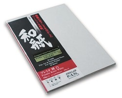 Awagami Premio Kozo Laminated Inkjet Paper A5 180gsm IJ-6225 - Pack 10 Sheets