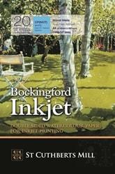 Bockingford Inkjet Paper A3+ (330x483mm) 190gsm - Pack 20 Sheets