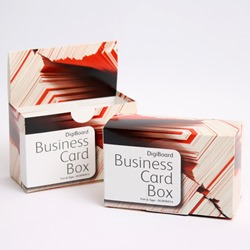 Xerox Digiboard Business Card Box 95x42x60mm 2 per SRA3 sheet 210gsm 003R96914 - Pack 100 sheets