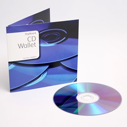 Xerox Digiboard CD Wallet 127x125mm 2 wallets per SRA3 sheet 210gsm 003R96907 - Pack 100 sheets