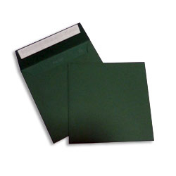 PopSet Cactus Green Envelope Superseal 120gsm Square 170x170mm - Box 250