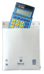 Mail Lite Padded Bubble Envelopes White Ref E/2 220x260mm - Box 100