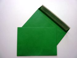 Greetings Card Envelope Peel and Seal Green C6 114X162mm 90gsm - Box 500