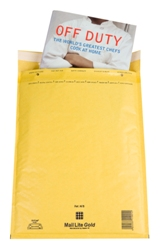 Mail Lite Padded Bubble Envelopes Gold Ref H/5 270x360mm - Box 50