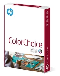 HP Color Choice Card (Pk=250shts) CHP754 FSC A4 160gsm - Box 5 Packs