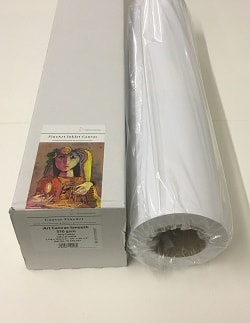 Hahnemuhle Art Canvas Smooth (24in roll) 610mm x 12m 370gsm 10643542 - Each Roll