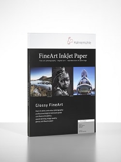 Hahnemuhle FineArt Baryta Inkjet Paper A4 325gsm 10640369 - Pack 10 Sheets