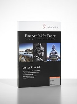 Hahnemuhle FineArt Baryta Satin Inkjet Paper A3 300gsm 10641732 - Pack 25 Sheets
