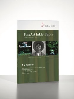 Hahnemuhle Bamboo Inkjet Paper A4 290gsm 10641611 - Pack 25 Sheets
