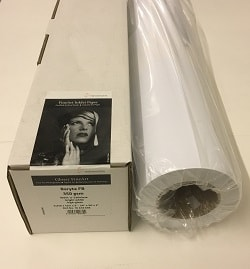 Hahnemuhle Baryta FB Inkjet Paper (60in roll) 1524mm x 12m 350gsm 10643699 - Each Roll