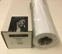Hahnemuhle FineArt Baryta Satin Inkjet Paper (44in roll) 1118mm x 12m 300gsm 10643531 - Each Roll