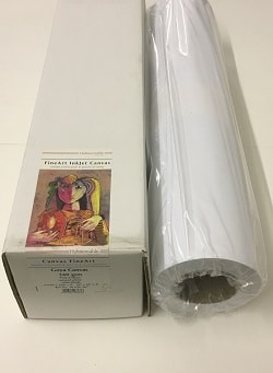 Hahnemuhle Goya Canvas (24in roll) 610mm x 12m 340gsm 10626367 - Each Roll