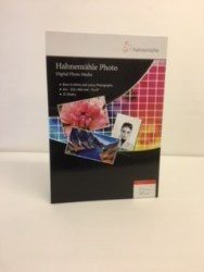 Hahnemuhle Photo Gloss Baryta Inkjet Paper A3+ (330x483mm) 320gsm 10641992 - Pack 25 Sheets