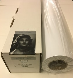 Hahnemuhle Photo Rag Inkjet Paper (24in roll) 610mm x 12m 188gsm 10640250 - Each Roll