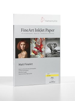 Hahnemuhle Rice Inkjet Paper A4 100gsm 10643808 - Pack 25 Sheets