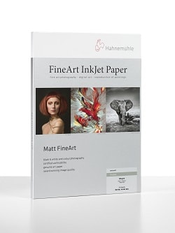 Hahnemuhle Torchon Inkjet Paper A3+ (330x483mm) 285gsm 10641633 - Pack 25 Sheets
