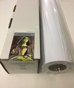 Hahnemuhle William Turner Inkjet Paper (24in roll) 610mm x 12m 190gsm 10643135 - Each Roll