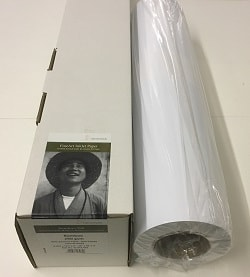 Hahnemuhle Bamboo Inkjet Paper (24in roll) 610mm x 12m 290gsm 10643466 - Each Roll