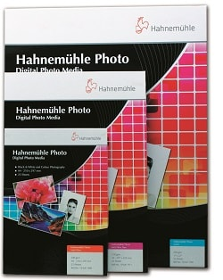 Hahnemuhle Photo Matt Fibre Duo Inkjet Paper A3 210gsm 10641911 - Pack 25 Sheets