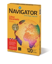 Navigator Colour Documents Multi-func Paper FSC (Pk=250shts) A4 120gsm - Box 8 Packs