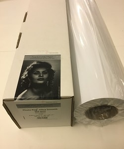 Hahnemuhle Photo Rag Ultra Smooth Inkjet Paper (60in roll) 1524mm x 12m 305gsm 10643276 - Each Roll