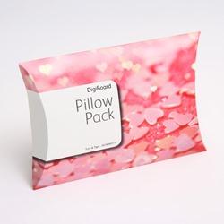 Xerox Digiboard Pillow Pack 145x25x98mm 2 packs per SRA3 sheet 210gsm 003R96911 - Pack 100 sheets