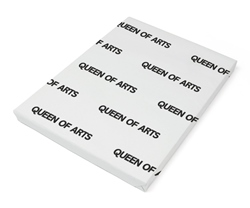 Queen Of Arts Ivory Silk Board FSC SRA2 (450x640mm) 250gsm - Pack 125 Sheets