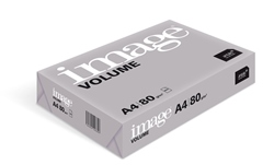 Image Volume Paper A4 80gsm - Box 5 Reams