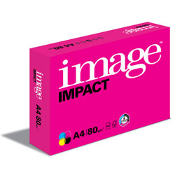 Image Impact Paper FSC Minimum 50% A4 80gsm  - Box 5 Reams