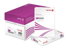Xerox Performer Multi Functional Paper cut to B4 (250x353mm) 80gsm - Box 2500 Sheets