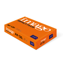 Image Impact Plus Paper FSC (Pk=250shts) A4 120gsm - Box 8 Packs