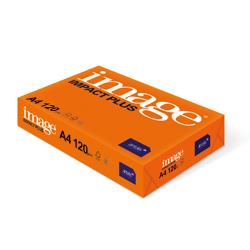Image Impact Plus Paper FSC (Pk=250shts) A4 120gsm - Box 8 Packs