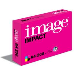 Image Impact Card (Pk=250shts) FSC Minimum 50% A4 200gsm - Box 4 Packs