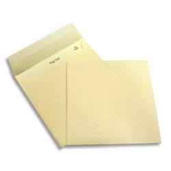 PopSet Ivory Envelope Superseal 120gsm Square 170x170mm - Box 250