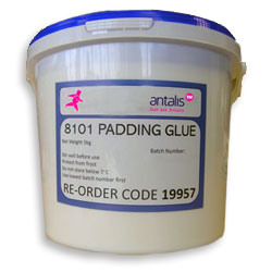 Antalis 8101 Padding Glue - 5kg Drum