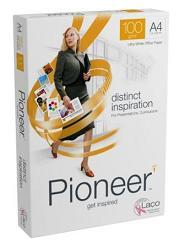 Pioneer Ultra White Paper FSC A3 100gsm - Box 4 Reams