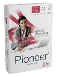 Pioneer Ultra White Paper FSC A3 80gsm - Box 5 Reams