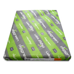 Digigreen Silk Coated Digital Paper 50% Recycled FSC 320x460mm (SRA3+) 100gsm - 500 sheets