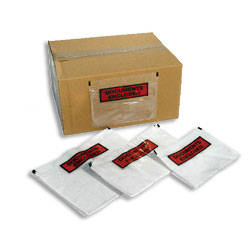 Documents Enclosed Wallets A7 113 x 100mm Printed 'Document Enclosed' - Box 1000