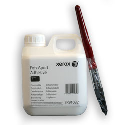 Xerox Fan Apart Adhesive And Brush 003R91032 - 1 Litre Bottle