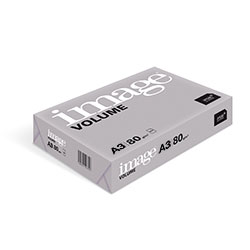 Image Volume Paper A3 80gsm  - Box 5 Reams