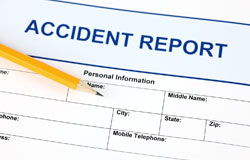 Accident forms, quotes, timesheets